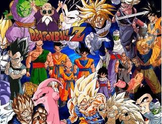 Dragon Ball - Z - Gt - Serie Tv Completa Latino
