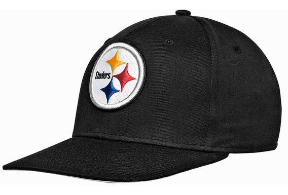 Gorra Steelers New Era Negro 078-729