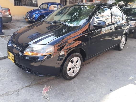 Chevrolet Aveo Aveo Ls 2012