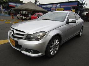 Mercedes Benz Clase C C 180 Coupe