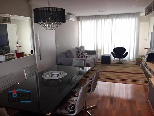 Apartamento À Venda, 104 M² Por R$ 1.260.000,00 - Jardim Das Acácias - São Paulo/sp - Ap16088