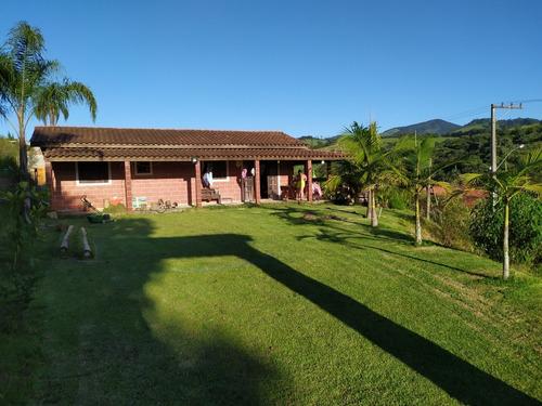 Casa Na Zona Rural De Extrema ,- Chácara