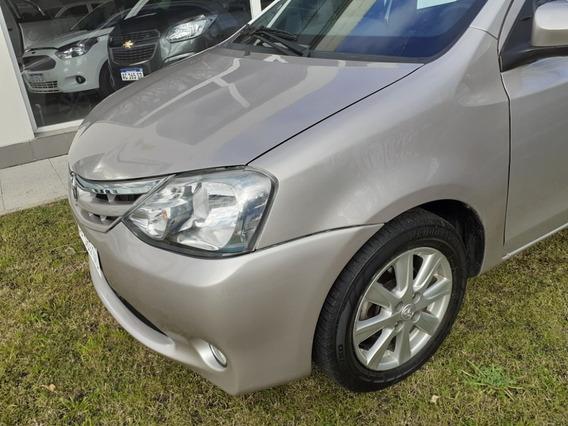 Toyota Etios Xls 1.5n A/t 5p 2016