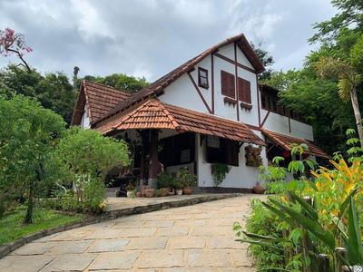 Casa Para Venda, 6 Dormitórios, Goiabal - Paty Do Alferes - 2563