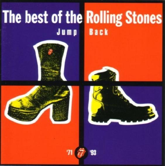 Cd Rolling Stones Jump Back The Best Of 71 93 Lacrado Novo