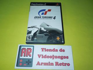 Gran Turismo 4 Ps2 Playstation 2 *1-2 Jugadores*