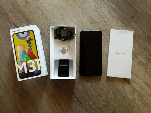 Auténtico Samsung Galaxy M31 128gb Factory