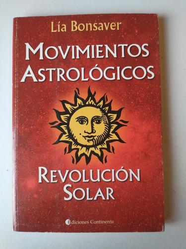Imagen 1 de 1 de Movimientos Astrologicos Revolución Solar Lia Bonsaver 2 Sel