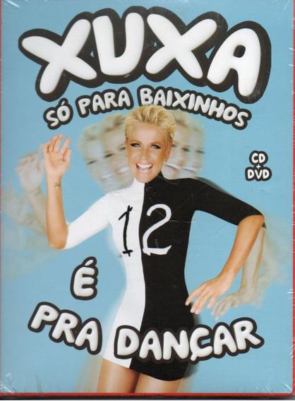Dvd + Cd Xuxa Só Para Baixinhos - É Pra Dançar 12