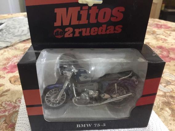 Moto Mitos En Dos Ruedas Bmw 75-5,leer