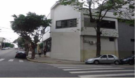 Excelente Salão, Amplo, Ótima Construção, Bom Acabamento, Localização Privilegiada - Fácil Acesso A Av. Goiás!!! - Sl0035