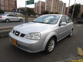 Chevrolet Optra 1.4 Sedan Aa