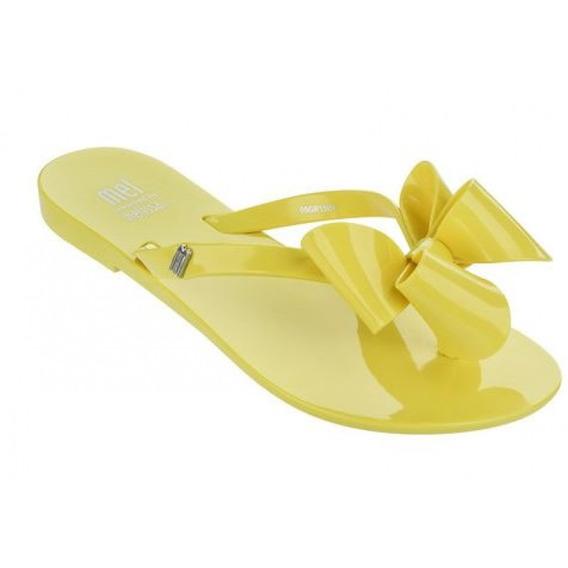 Chinelo Melissa 31762 - Amarelo - Delabela Calçados
