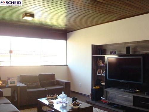 Imagem 1 de 15 de Espetacular Sobrado Com 3 Dorm. ( 1 Suite ), 3 Salas, Totalmente Mobiliado Em 260 M² De Área.  - Mr47473