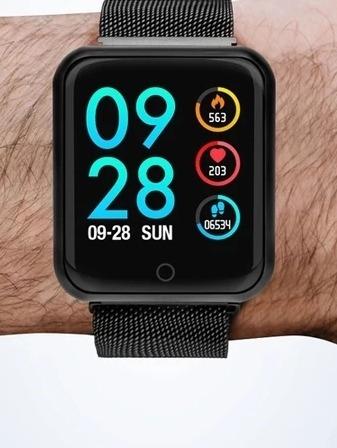 Relogio Smart Watch Ip68 À Prova D