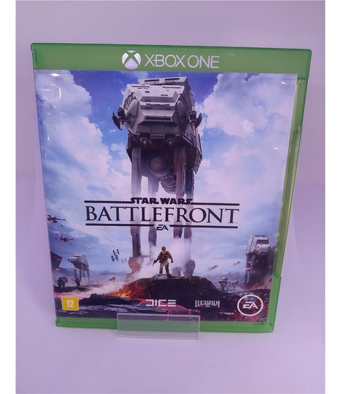 Star Wars Battle Front (seminovo) - Xbox One