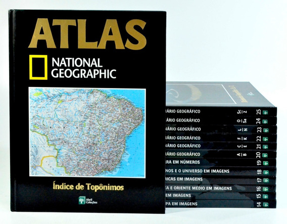 Atlas National Geographic Parte B Vol. 14 Ao 26