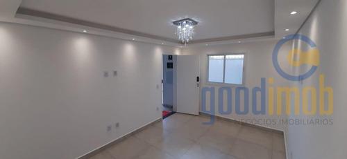 Apartamento Térreo Com Quintal, 3 Dormitórios, 1 Suíte - Residencial Jardim Do Paço, Sorocaba - Ap0250
