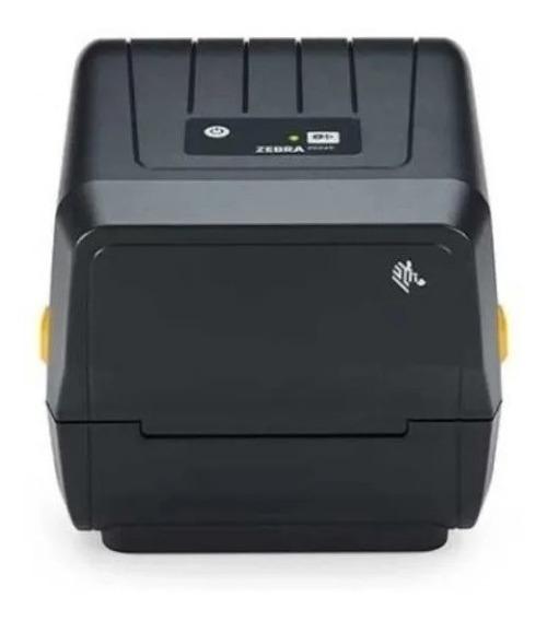 Impressora De Etiquetas Zebra Zd230 Com Ribbon E Etiquetas.