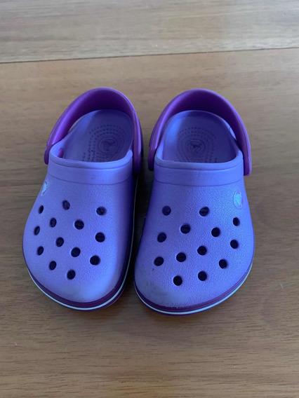 Crocs Originales Talle 6/7 Bebé. Oportunidad. Excelente