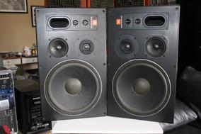 Monitor De Áudio Jbl 4412 (par) Sensacional