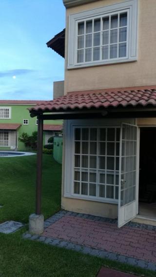 Casa En Venta En Fraccionamiento Campo Verde Temixc, O Morelos