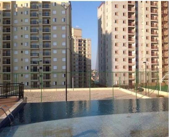 Apartamento Residencial À Venda, Condomínio Acqua Park, Pimentas, Guarulhos. - Ap0076