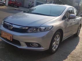 Honda Civic 1.8 Exs Flex Aut. 4p, Revisado, Impecável!!