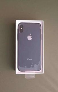 iPhone X 64gb Space Grey SemiNovo + Capa Caseology