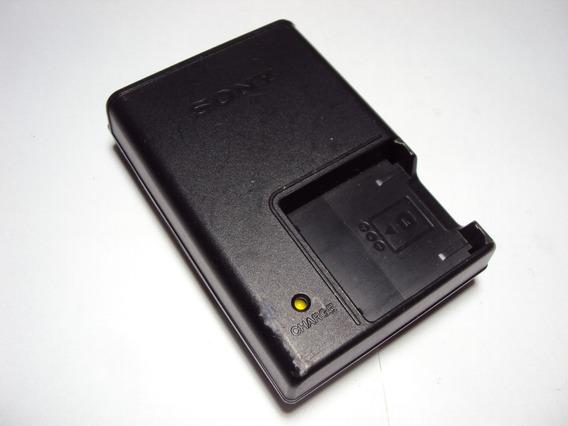 Carregador De Bateria Sony Modelo: Bc-csk - Original
