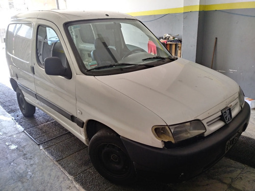 Peugeot Partner 1.9 Furgon 2005
