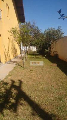 Chácara Residencial À Venda, Jardim Da Represa, São Bernardo Do Campo. - Ch0047