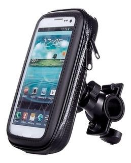 Porta Celular Para Moto Con Pantalla Impermeable Am05