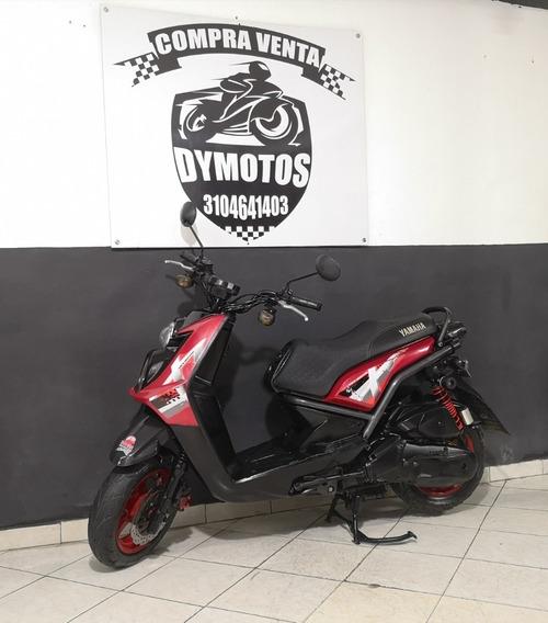 Bws X 125 2014