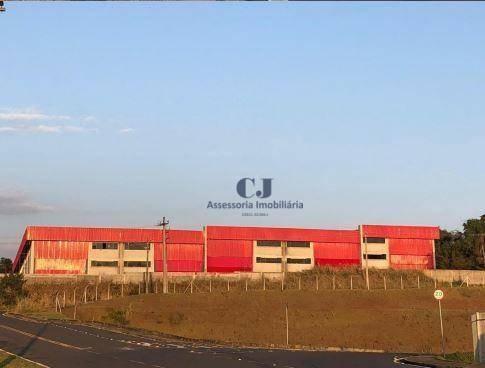Imagem 1 de 2 de Galpão Para Alugar, 5000 M² Por R$ 75.000/mês - Além Linha - Sorocaba/sp - Ga0081