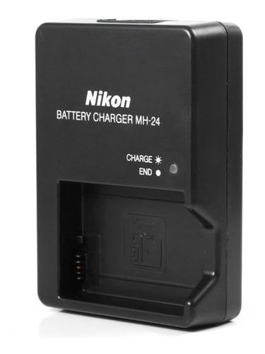 Cargador Original Nikon Mh-24 Para Bateria En-el14 En Stock