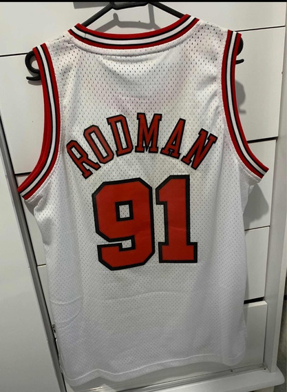 Camiseta adidas Chicago Bulls Retro Original Tamanho M
