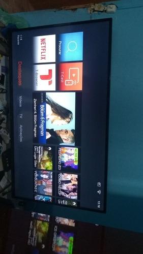 Imagem 1 de 3 de Tv 50 4k