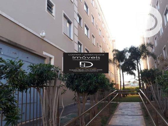 Apartamento À Venda, 48 M² Por R$ 220.000 - Vila Campos Sales - Campinas/sp - Ap1409