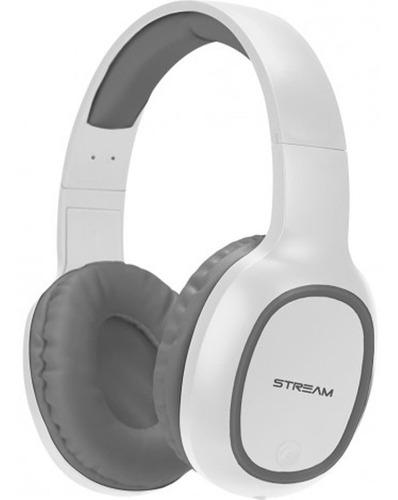 Fone De Ouvido Bluetooth Surround Microfone Branco