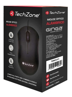 Raton Ms 1136 Inalambrico Tech Zone