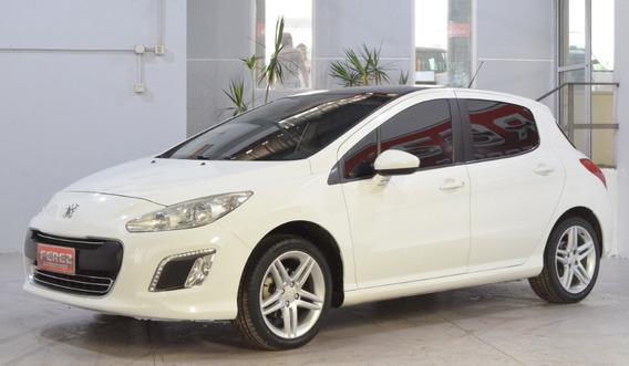 Peugeot 308 Feline 2.0 Nafta 2012 5 Puertas Color Blanco