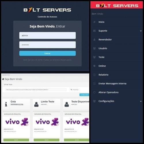 Script Painel 4g+ Bolt Servers - Automático