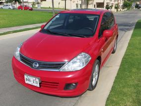 Nissan Tiida Hatchback Premium T/m 1.8 Lts. El Mas Equipado