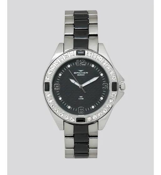 Relógio Feminino Backer 3967134f De Vitrine Lindo E Barato