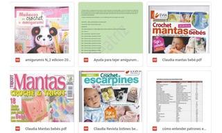 Revistas Basicas Amigurumis, Crochets Pdf