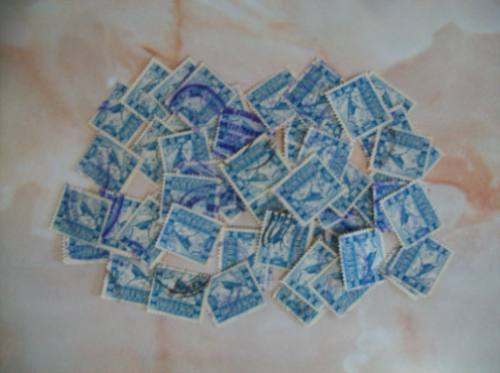 Bolivia, Yv.235 Lote De 62 Sellos Usados L0220