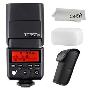Godox Tt350o 24g Ttl Speedlite Gn36 1 8000s Hss Flash Cáma