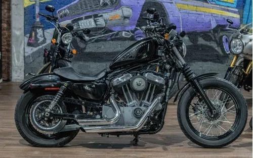 Imagen 1 de 11 de Harley Davidson Sportster Nightster 1200 2008