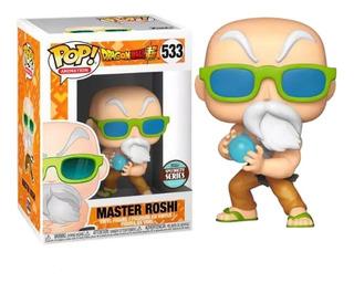 Funko Pop! - Dragon Ball Super - Master Roshi #533